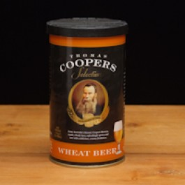 coopers wheat beer instructions