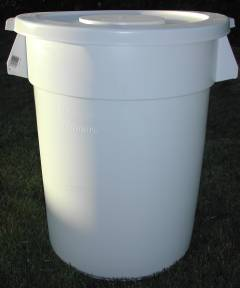 20 gallon bucket. Fermentation Bucket - 20 Gallon Plastic W/Lid (Food Grade) The Valley Vintner